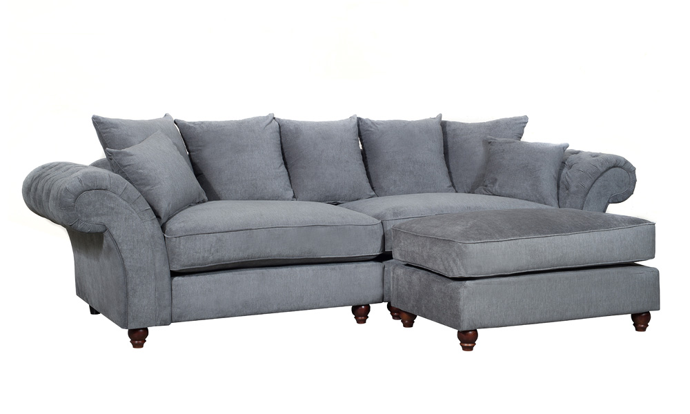 Fabric-grey-small-corner-sofas