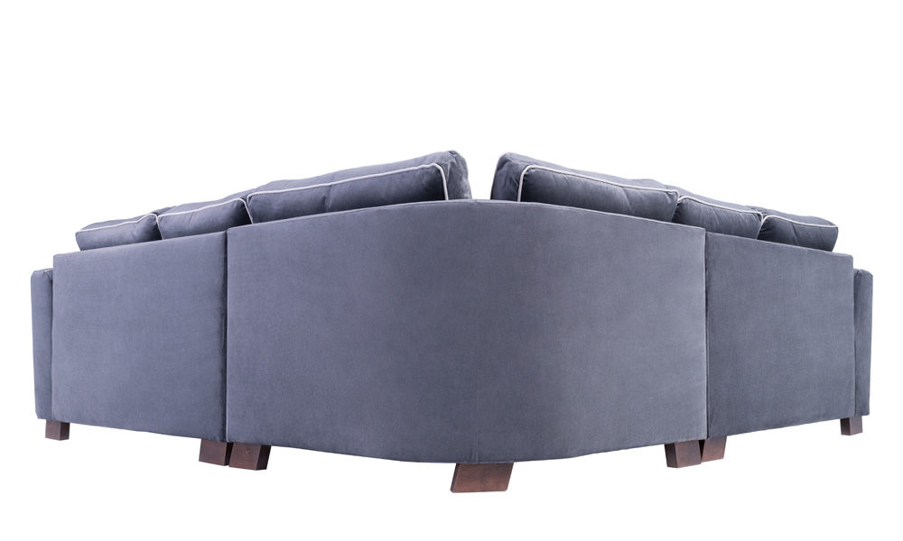 luxury-grey-velvet-corner-sofas