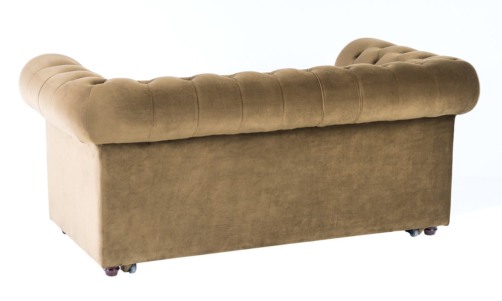2-seater-fabric-brown-sofas