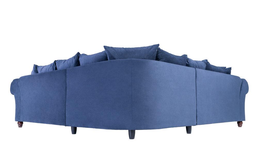 Fabric-blue-corner-sofas