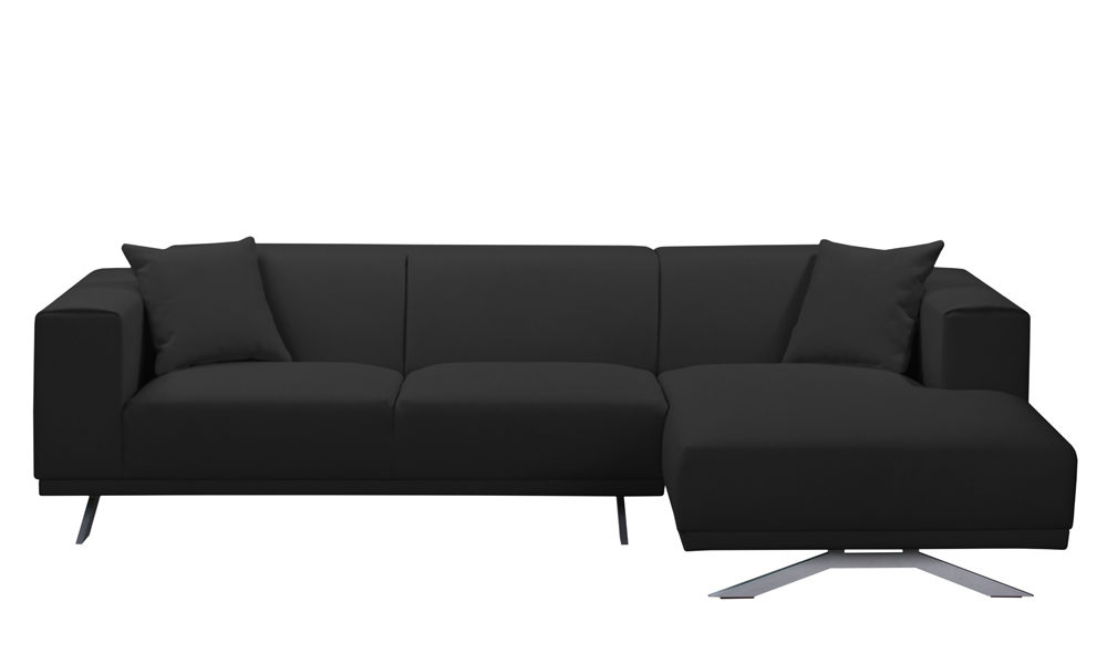 fabric-brown-corner-sofas