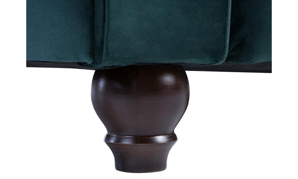 Green-Fabric-Foot-stool