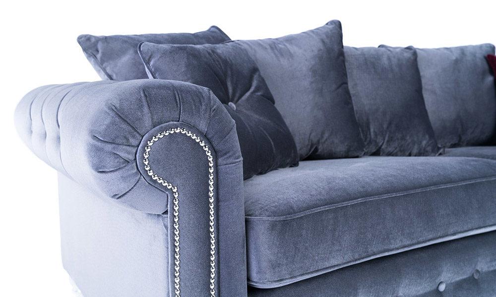 luxury-grey-velvet-corner- sofas