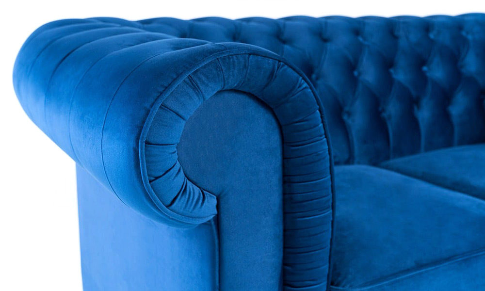 2-seater-luxury-blue-velvet-sofa-beds