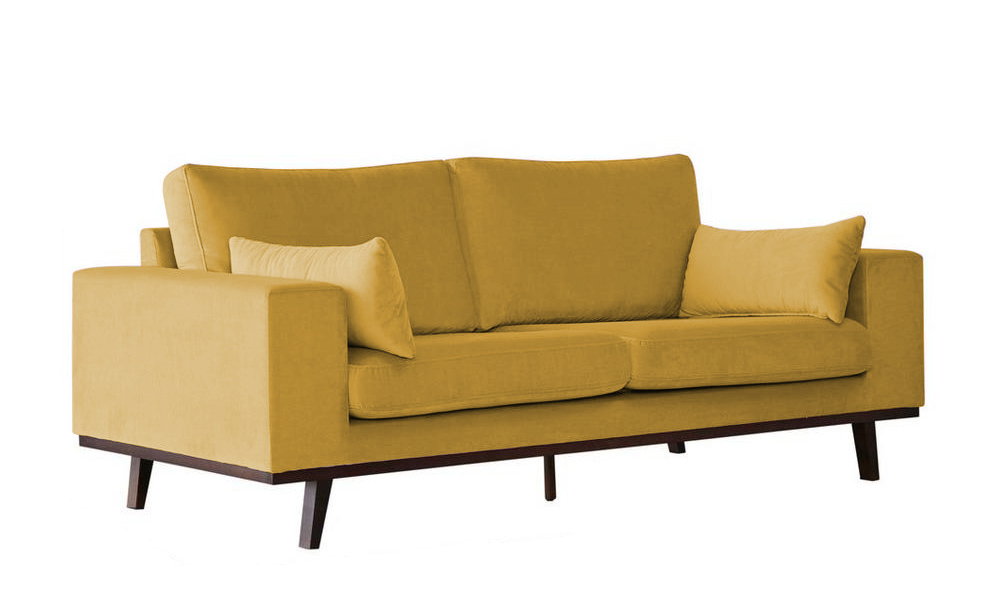 Torino 2 Seater Fabric Sofa Exclusive Sofas London