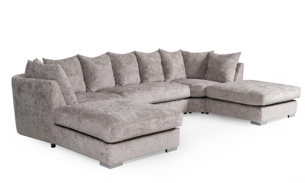 u shaped sofa Mistic